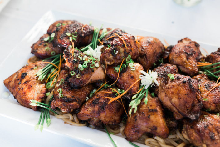 Ginger Soy Grilled Chicken