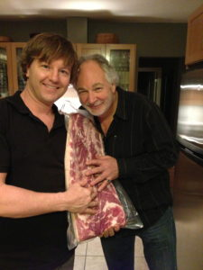 Cooking Lesson in Vancouver - How to smoke bacon