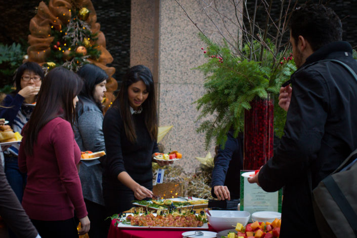 Corporate Christmas Brunch