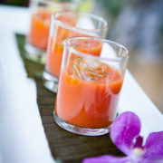 Roasted Tomato Soup Shooters