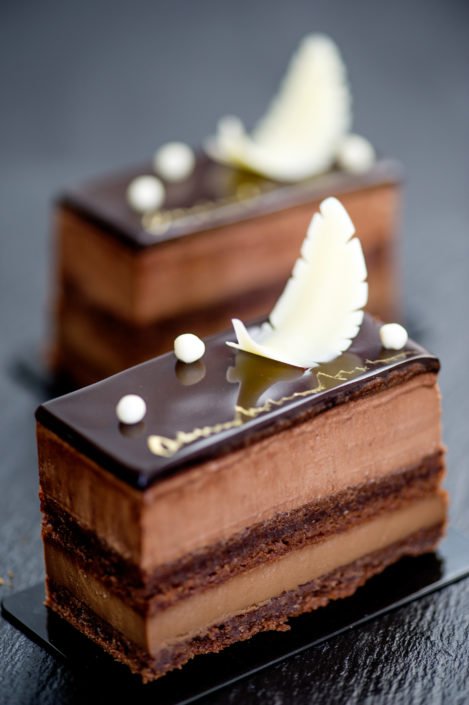 Chocolate Opera Dessert